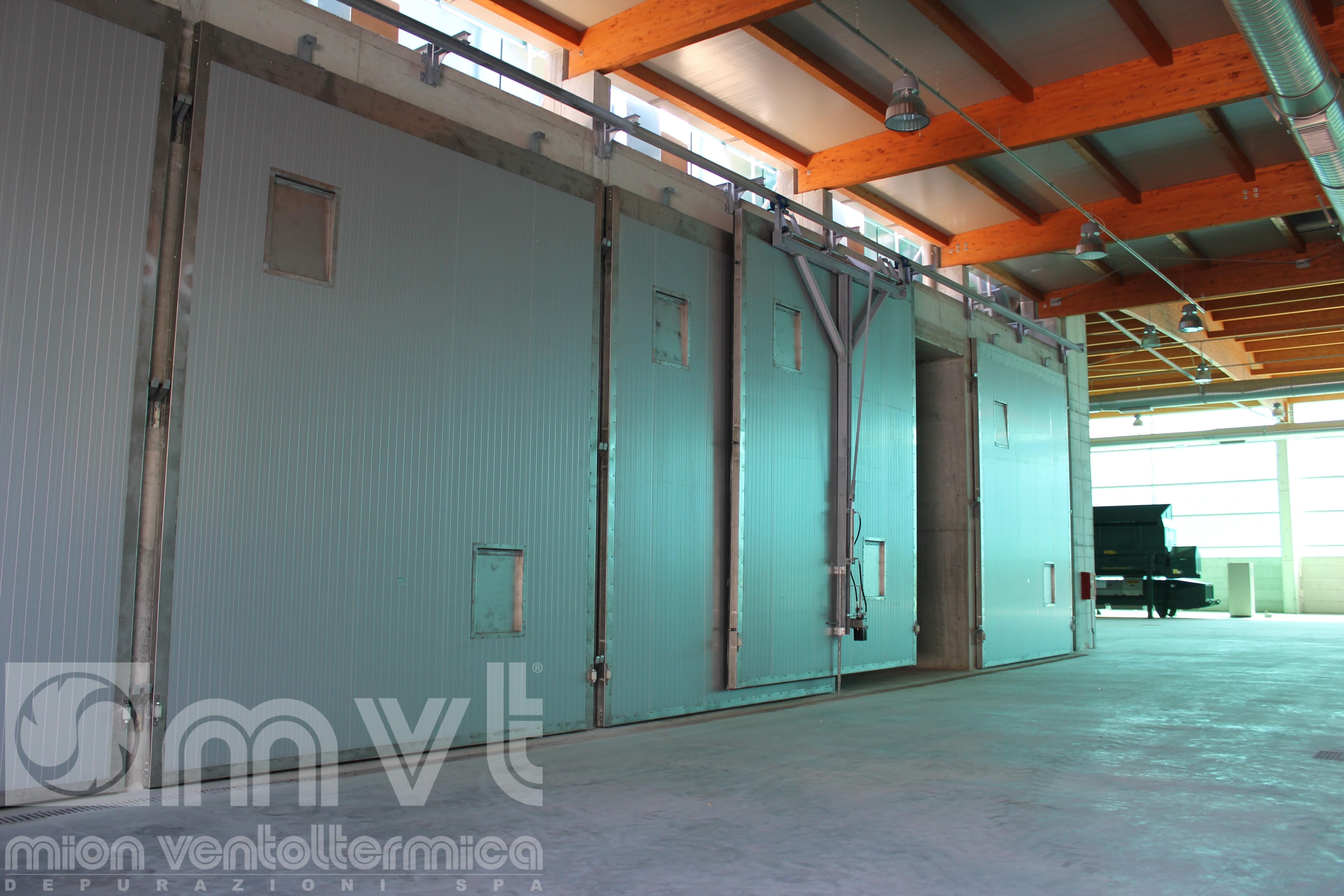 Biocell doors