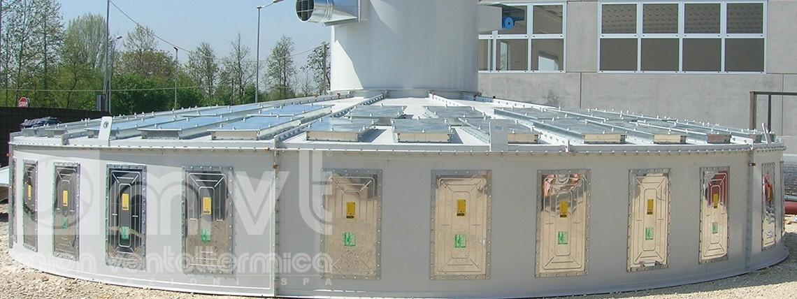 Pannelli antiscoppio Atex - Mion Ventoltermica