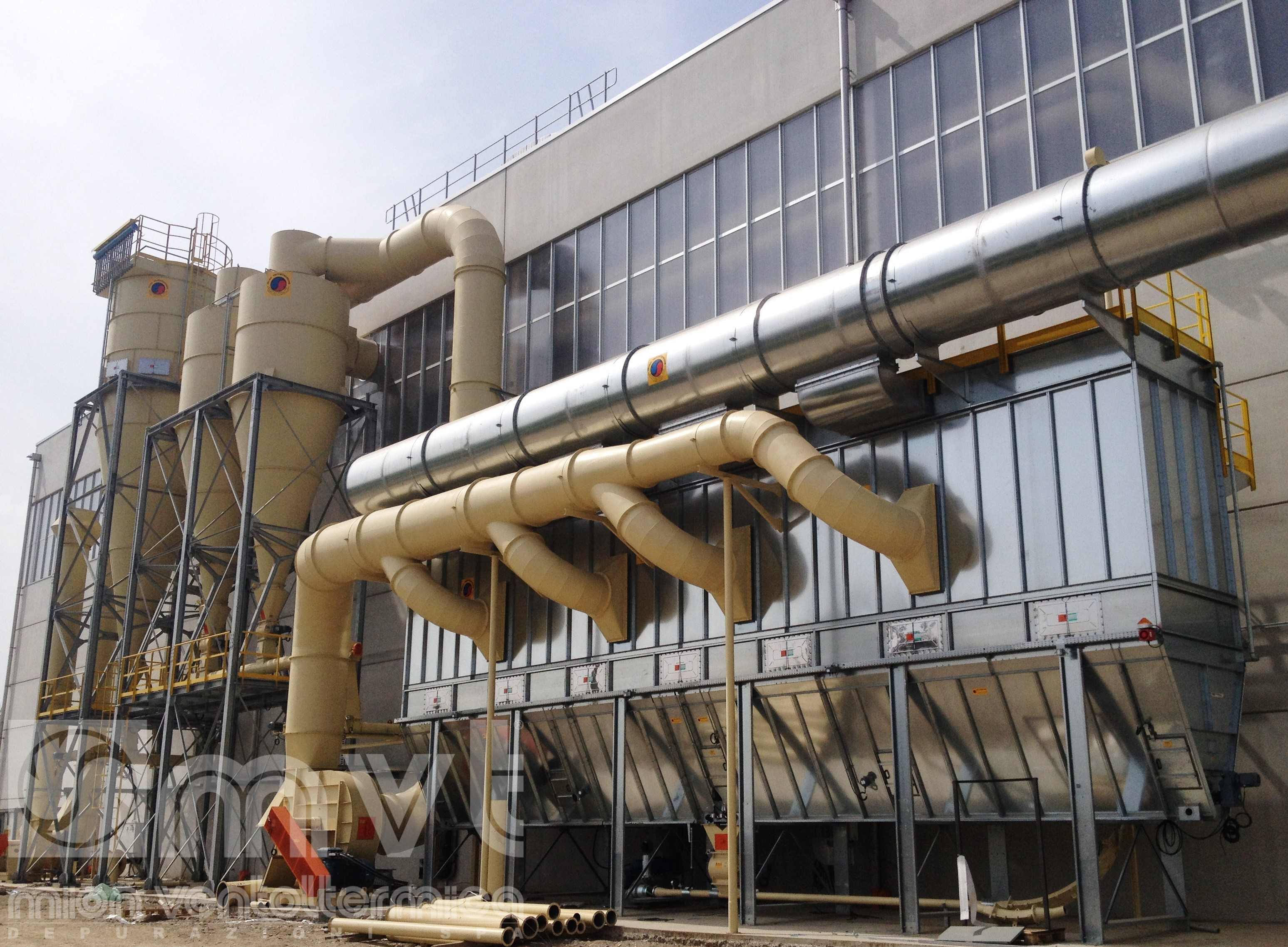 Suction system | MVT Plant