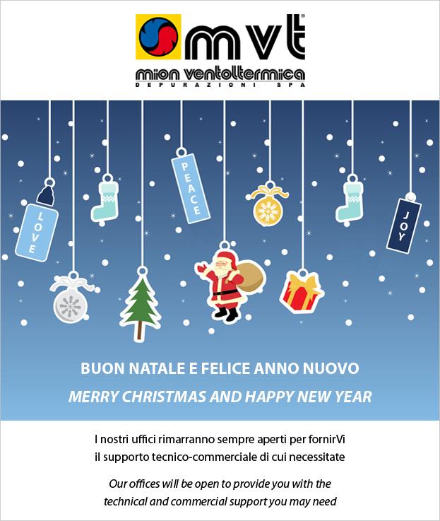 Buone Feste - Season's Greetings